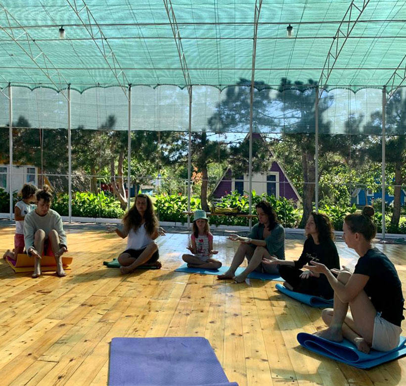 Утреннняя йога