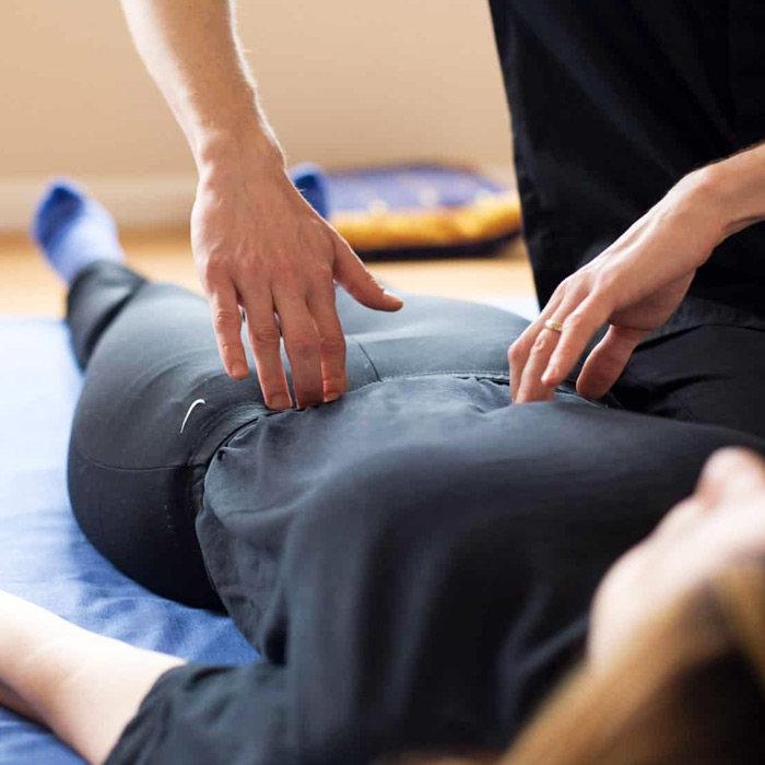Практики массажа Шиацу