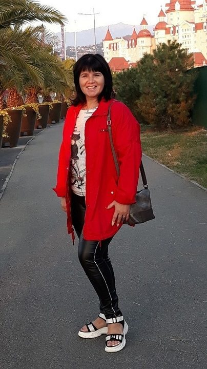 Светлана Першина
